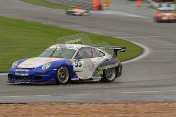 © Octane Photographic Ltd. Donington Park - General Test - 19th April 2012. Peter Smallwood, Porsche GT3 Cup Challenge. Digital ref : 0297lw7d5547