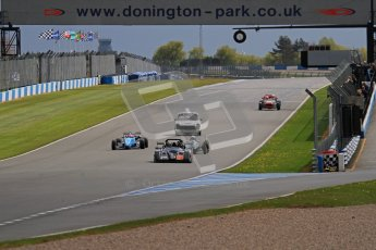 © Octane Photographic Ltd. Donington Park un-silenced general test day, 26th April 2012. Digital Ref : 0301lw7d0055
