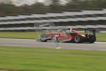 © Octane Photographic Ltd. Donington Park un-silenced general test day, 26th April 2012. Prajesh Shah, Dallara, F3 Cup. Digital Ref : 0301lw7d8565