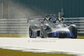 © Octane Photographic Ltd. Donington Park un-silenced general test day, 26th April 2012. Performance Direct Radical Clubman's Cup - Supersports, Jennifer Ridgway. Digital Ref : 0301cb1d2720