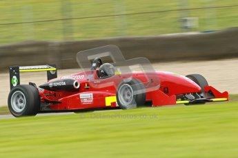 © Octane Photographic Ltd. Donington Park un-silenced general test day, 26th April 2012. Neil Harrison, Dallara F302 Toyota, F3 Cup. Digital Ref : 0301cb1d2897