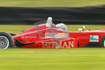 © Octane Photographic Ltd. Donington Park un-silenced general test day, 26th April 2012. Prajesh Shah, Dallara, F3 Cup. Digital Ref : 0301cb1d2959