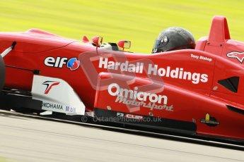 © Octane Photographic Ltd. Donington Park un-silenced general test day, 26th April 2012. Tony Bishop, Dallara F305/7, F3 Cup. Digital Ref : 0301cb1d3320