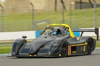 © Octane Photographic Ltd. Donington Park un-silenced general test day, 26th April 2012. Dunlop Radical UK Cup - Masters, Andy Cummings. Digital Ref : 0301cb1d3519