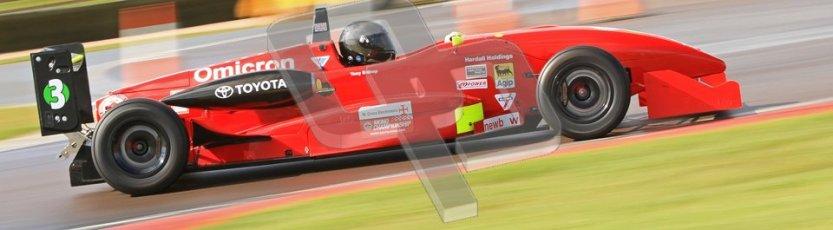 © Octane Photographic Ltd. Donington Park un-silenced general test day, 26th April 2012. Neil Harrison, Dallara F302 Toyota, F3 Cup. Digital Ref : 0301cb7d7582