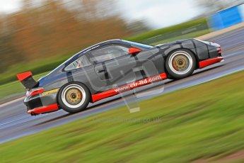© Octane Photographic Ltd. Donington Park un-silenced general test day, 26th April 2012. Chris Bentley - British GT Cup - Porsche 996 GT3. Digital Ref : 0301cb7d7825