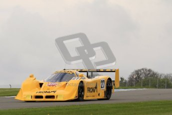 © Octane Photographic Ltd. Donington Park un-silenced general test day, 26th April 2012. Nissan R90 CK. Digital Ref : 0301lw7d8877