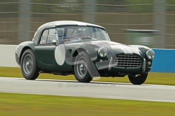 © Octane Photographic Ltd. Donington Park un-silenced general test day, 26th April 2012. Digital Ref : 0301cb1d2819