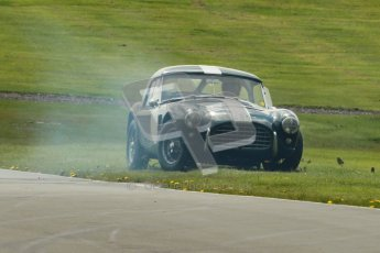 © Octane Photographic Ltd. Donington Park un-silenced general test day, 26th April 2012. Digital Ref : 0301cb1d3378