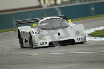 © Octane Photographic Ltd. Donington Park testing, May 17th 2012. Bob Berridge - Ex Schlesser/Mass Sauber C9. Digital Ref : 0339cb1d6325