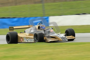 © Octane Photographic Ltd. Donington Park testing, May 17th 2012. Ex-Ricardo Patrese Arrows A1. Digital Ref : 0339cb1d6458