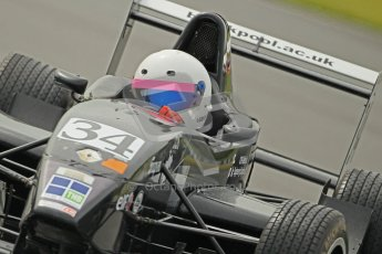 © Octane Photographic Ltd. Donington Park testing, May 17th 2012. Formula Renault BARC - Harris. Digital Ref : 0339cb1d6853
