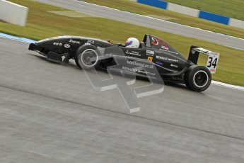 © Octane Photographic Ltd. Donington Park testing, May 17th 2012. Formula Renault BARC - Harris. Digital Ref : 0339cb7d2638