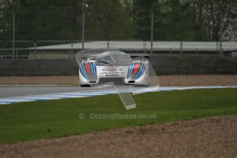 © Octane Photographic Ltd. Donington Park testing, May 17th 2012. Bob Berridge - Lancia LC2. Digital Ref : 0339lw7d9198