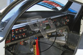 © Octane Photographic Ltd. Donington Park un-silenced general testing. Thursday 29th March 2012. Sauber C9 - Gareth Evans. Digital Ref : 0261cb7d4236