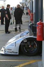 © Octane Photographic Ltd. Donington Park un-silenced general testing. Thursday 29th March 2012. Sauber C9 - Gareth Evans. Digital Ref : 0261cb7d4263
