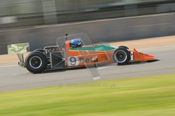 © Octane Photographic Ltd. Donington Park un-silenced general testing. Thursday 29th March 2012, March Historic F1. Digital Ref : 0261cb7d5167