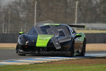 © Octane Photographic Ltd. Donington Park un-silenced general testing. Thursday 29th March 2012. Digital Ref : 0261lw7d4299