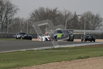 © Octane Photographic Ltd. Donington Park un-silenced general testing. Thursday 29th March 2012. Digital Ref : 0261lw7d4351
