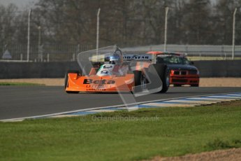 © Octane Photographic Ltd. Donington Park un-silenced general testing. Thursday 29th March 2012, Historic F1. Digital Ref : 0261lw7d4373