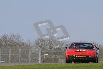 © Octane Photographic Ltd. Donington Park un-silenced general testing. Thursday 29th March 2012. Digital Ref : 0261lw7d4806
