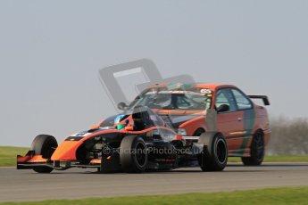 © Octane Photographic Ltd. Donington Park un-silenced general testing. Thursday 29th March 2012. Digital Ref : 0261lw7d4964