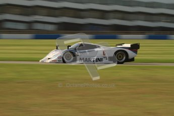 © Octane Photographic Ltd. Donington Park un-silenced general testing. Thursday 29th March 2012. Lancia LC2. Digital Ref : 0261lw7d4983