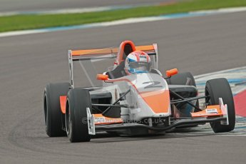 © Octane Photographic Ltd. Donington Park testing, May 3rd 2012. Christ Middlehurst, Formula Renault BARC. Digital Ref : 0313cb1d6730