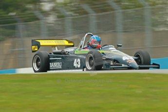 © Octane Photographic Ltd. Donington Park testing, May 3rd 2012. Ex-Ayrton Senna Ralt RT3 F3 car. Digital Ref : 0313cb1d6955