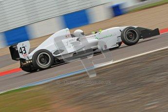© Octane Photographic Ltd. Donington Park testing, May 3rd 2012. David Wagner - Formula Renault BARC. Digital Ref : 0313cb7d9271