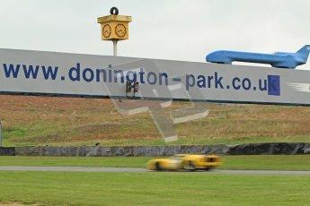 © Octane Photographic Ltd. Donington Park testing, May 3rd 2012. Lola T70. Digital Ref : 0313cb7d9569