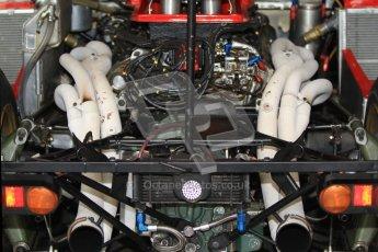 © Octane Photographic Ltd. Donington Park testing, May 3rd 2012. Ex-Ickx/Giunti Ferrari 512M. Digital Ref : 0313cb7d9587