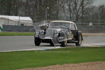 © Octane Photographic Ltd. Donington Park testing, May 3rd 2012. Morgan. Digital Ref : 0313lw7d5949