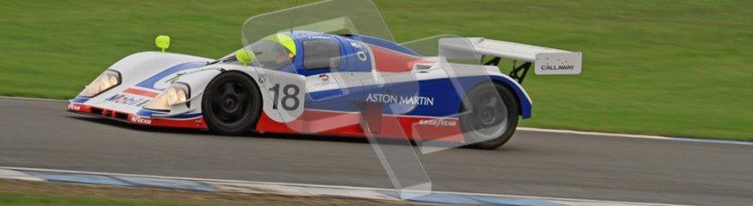 © Octane Photographic Ltd. Donington Park testing, May 3rd 2012. Aston Marton AMR1. Digital Ref : 0313lw7d7007