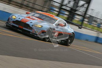 © Octane Photographic Ltd. 2012. Donington Park - General Test Day. Thursday 16th August 2012. FIA WEC. Aston Martin Vantage GTE. Digital Ref : 0458cb1d0457