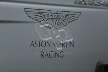 © Octane Photographic Ltd. 2012. Donington Park - General Test Day. Thursday 16th August 2012. FIA WEC. Aston Martin Vantage GTE. Digital Ref : 0458cb1d0816