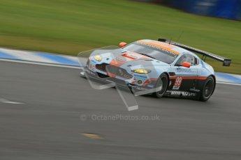 © Octane Photographic Ltd. 2012. Donington Park - General Test Day. Thursday 16th August 2012. FIA WEC. Aston Martin Vantage GTE. Digital Ref : 0458cb1d1171
