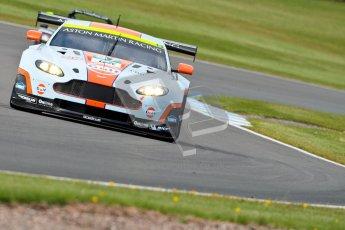 © Chris Enion/Octane Photographic Ltd. 2012. Donington Park - General Test Day. Thursday 16th August 2012. FIA WEC. Aston Martin Vantage GTE. Digital Ref : 0458ce1d0083