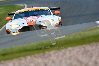 © Chris Enion/Octane Photographic Ltd. 2012. Donington Park - General Test Day. Thursday 16th August 2012. FIA WEC. Aston Martin Vantage GTE. Digital Ref : 0458ce1d0156