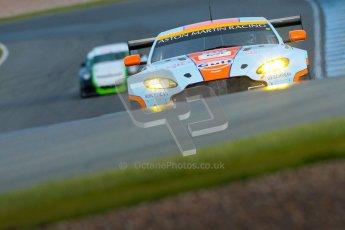 © Chris Enion/Octane Photographic Ltd. 2012. Donington Park - General Test Day. Thursday 16th August 2012. FIA WEC. Aston Martin Vantage GTE. Digital Ref : 0458ce1d0215