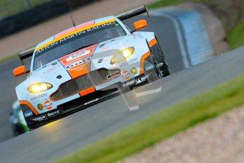 © Chris Enion/Octane Photographic Ltd. 2012. Donington Park - General Test Day. Thursday 16th August 2012. FIA WEC. Aston Martin Vantage GTE. Digital Ref : 0458ce1d0219
