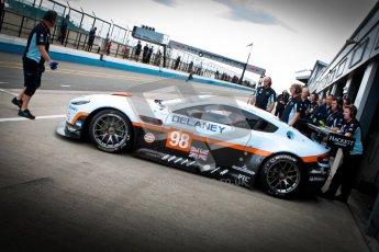 © Chris Enion/Octane Photographic Ltd. 2012. Donington Park - General Test Day. Thursday 16th August 2012. FIA WEC. Aston Martin Vantage GTE. Digital Ref : 0458ce1d0710