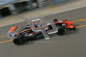 © Octane Photographic Ltd. 2012. Donington Park - General Test Day. Thursday 16th August 2012. Formula Renault BARC. Ivan Taranov - Antel Motorsport. Digital Ref : 0458cb1d0105