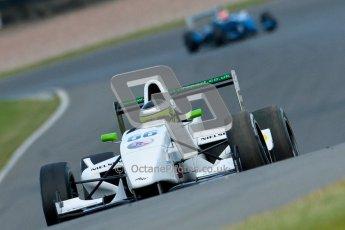 © Octane Photographic Ltd. 2012. Donington Park - General Test Day. Thursday 16th August 2012. Formula Renault BARC. James Fletcher - MGR Motorsport. Digital Ref : 0458ce1d0203