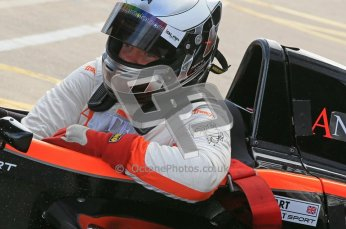 © Octane Photographic Ltd. 2012. Donington Park - General Test Day. Thursday 16th August 2012. Formula Renault BARC. Henry Chart - Antel Motorsport. Digital Ref : 0458cb1d0432