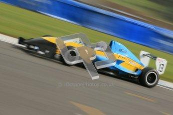 © Octane Photographic Ltd. 2012. Donington Park - General Test Day. Thursday 16th August 2012. Formula Renault BARC. Oliver Sirrell - ACS Motorsport. Digital Ref : 0458cb1d0770