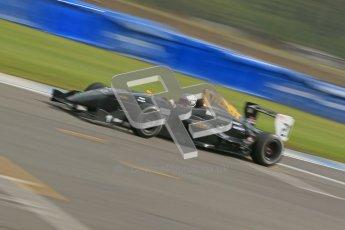 © Octane Photographic Ltd. 2012. Donington Park - General Test Day. Thursday 16th August 2012. Formula Renault BARC. Laura Tillett - Fortec Motorsports. Digital Ref : 0458cb1d0770