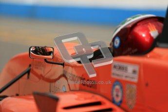 © Octane Photographic Ltd. 2012. Donington Park - General Test Day. Thursday 16th August 2012. Formula Renault BARC. Seb Morris - Fortec Motorsports. Digital Ref : 0458cb1d0781
