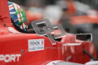 © Octane Photographic Ltd. 2012. Donington Park - General Test Day. Thursday 16th August 2012. Formula Renault BARC. Kieran Vernon - Hillspeed. Digital Ref : 0458cb1d0795