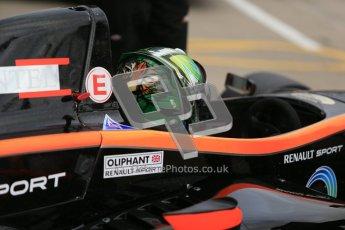© Octane Photographic Ltd. 2012. Donington Park - General Test Day. Thursday 16th August 2012. Formula Renault BARC. Tom Oliphant - Antel Motorsport. Digital Ref : 0458cb1d0806